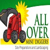 All Over Mini Digger Hire Icon