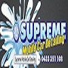 Supreme Mobile Car Detailing Icon