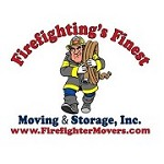 Firefightings Finest Moving and Storage Icon