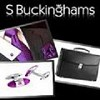 S. Buckingham's Mens Leather Wallets   Icon