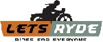 Lets Ryde Bike Rental Agency Icon