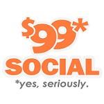 $99 Social Icon