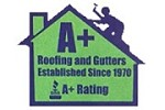 A Plus Roofing and Gutters Icon