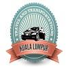 Kuala Lumpur Travel And Transportations Icon