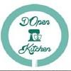 D' open kitchen Icon