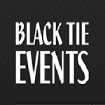 Black Tie Events Icon