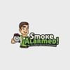 Smoke Alarmed Icon