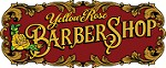 Yellow Rose Barber Shop Icon