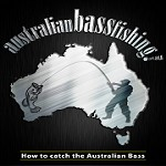 Australian Bass Fishing Icon