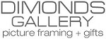Dimonds Gallery - Custom Picture Framing Icon