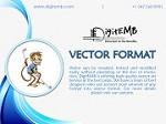 Vector Format Icon