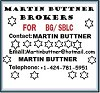 Martin Buttner Brokers Icon