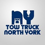Tow Truck North York Icon