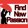 Find New Passion Icon
