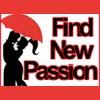 Find New Passion Icon