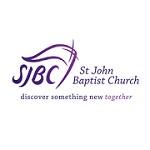 St John Baptist Church Icon