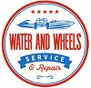 Water and Wheels Service and Repair Icon