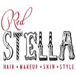 Red Stella Icon