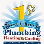 1st Choice Plumbing Heating and Air Conditioning Icon