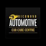 Richmond Automotive Car Care Icon