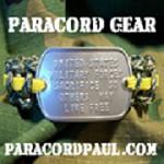 Paracord Paul® Bracelets & Dog Tag Gear