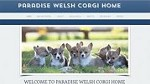 Paradise Welsh Corgi Home Icon