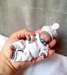 Mini silicone baby dolls by Kovalevadoll Icon