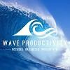 Wave Productivity Icon
