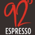 92 Degree Espresso Icon
