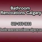 Bathroom Renovations Calgary Icon