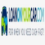 Loan on Your Car Icon