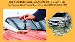 Get Auto Title Loans San Angelo TX Icon