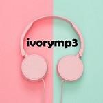ivory mp3 media Icon