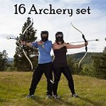 Archery Tag Set Icon