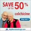Colchicine Information Icon