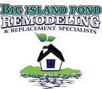 Big Island Pond Remodeling Icon