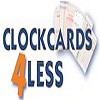 Clock Cards 4 Less Icon