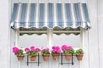 Unique Construction Awning Design