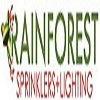 Rainforest Sprinklers & Lighting Icon