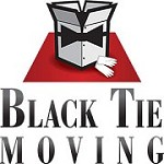 Black Tie Moving Services Icon
