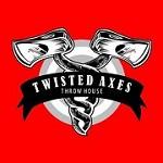 Twisted Axes Throw House Icon
