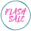 Flash Sales and deeply discounted sales Icon