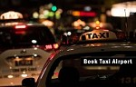 Book Taxi Airport Icon