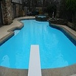 Texas Fiberglass Pools Icon