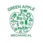 Green Apple Mechanical Icon