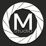 M studio | professional film production | Icon