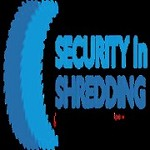 Security in Shredding Icon