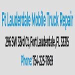 Ft Lauderdale Mobile Truck Repair Icon