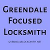 Greendale Focused Locksmith Icon