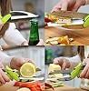 Couteau de cuisine 4 en 1 Icon
